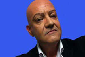 Javier Quero interpretando a Kiko Matamoros, de Sálvame, en La hora de José Mota TVE